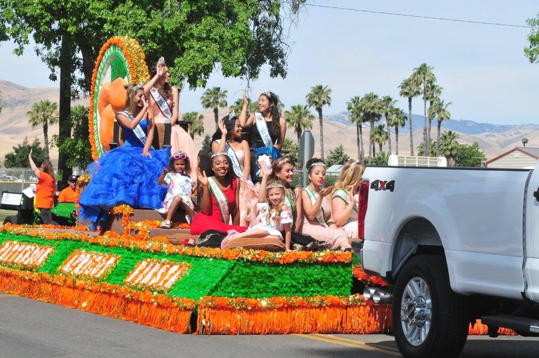 patterson apricot fiesta california