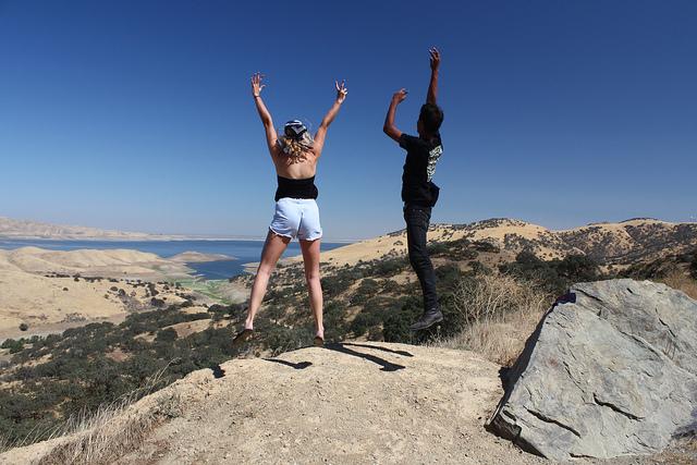 hikes patterson california san luis reservoir