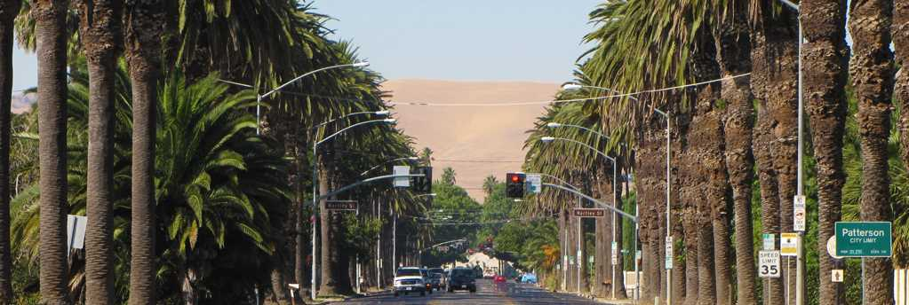 The best place to stay in Patterson, Modesto, and Stanislaus County, California!